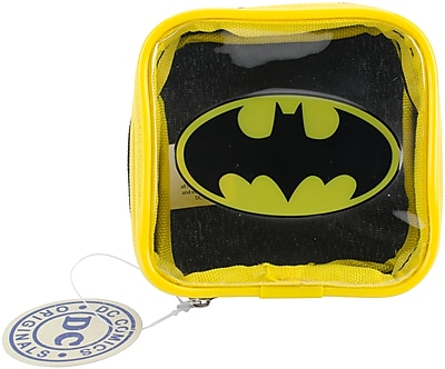 Everything Mary Batman DC Comics Square Zip Pouch, 4.25