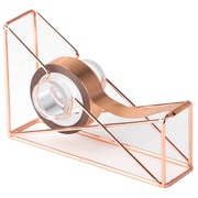 U Brands Copper Wire Tape Dispenser, 1/Pkg (858U0112)