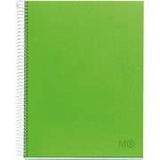 "Miquel-Rius Apple Green Candy Colors Spiral-Bound Ruled Notebook, 8.5"" x 11"" (48-48702)"