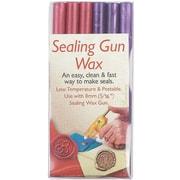Manuscript Pen Pink & Purple Sealing Gun Wax Sticks, 6/Pkg (7616PP)