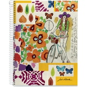 "Miquel-Rius Summer Days Spiral-Bound Ruled Notebook, 8.5"" x 11"" (49447)"