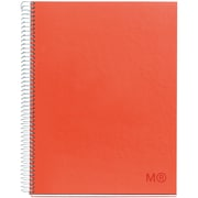 "Miquel-Rius Tangerine Candy Colors Spiral-Bound Ruled Notebook, 8.5"" x 11"" (48-48699)"