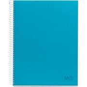"Miquel-Rius Turquoise Candy Colors Spiral-Bound Ruled Notebook, 8.5"" x 11"" (48-48703)"