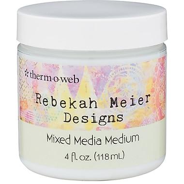 Thermoweb Rebekah Meier Designs Mixed Media Adhesive, 4fl Oz (19005)