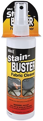 Restor-It Stain-Buster Fabric Cleaner, 8oz (18070)