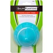 Baumgartens Blue Translucent Timer, 1/Pkg (77023)