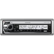 Kenwood Marine Single-DIN In-Dash CD Receiver with Bluetooth & SiriusXM Ready (KMR-D772BT)