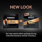 Duracell Optimum AAA  Batteries, Pack of 12/Pack, Long Lasting Alkaline Batteries with a Resealable Package (24394659)