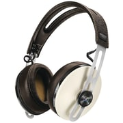 Sennheiser 507391 Hd 1 Wireless Over ear Noise canceling Headphones With Voicemax Microphone & Bluetooth (ivory) by