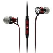 Sennheiser 507408 Hd 1 In-ear Headphones For Samsung Galaxy & Android (black/red)