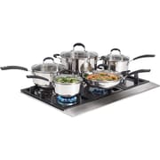 10-Piece Stainless Steel Cookware Set (030899-001-0000)