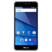 BLU Grand XL LTE 8GB Unlocked Dual-SIM Phone - Black (G0030WW)