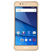 BLU Grand XL LTE 16GB Unlocked Dual-SIM Phone - Gold (G0031WW)
