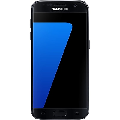 Samsung Galaxy S7 32GB Unlocked 4G LTE Certified Refurbished Phone - Black (G930K)
