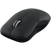Verbatim Commuter Series Wireless Notebook Optical Mouse, Matte Black (99765)