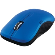 Verbatim Commuter Series Wireless Notebook Optical Mouse, Matte Blue (99766)