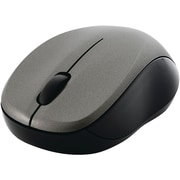 Verbatim Silent Wireless Blue LED Mouse, Graphite (99769)