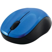 Verbatim Silent Wireless Blue LED Mouse, Blue (99770)
