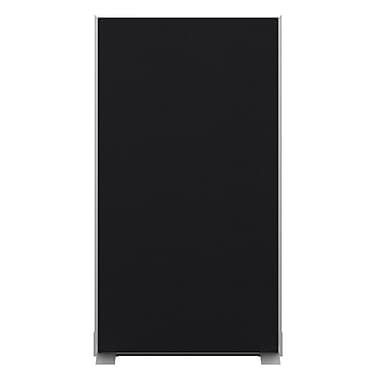 Paperflow easyScreen Vertical Divider Screen, Black (ES.40)