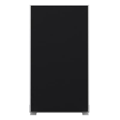 Paperflow easyScreen Vertical Divider Screen, Black (ES.40)
