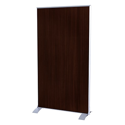 Paperflow easyScreen Vertical Divider Screen, Wenge (ES.01)