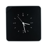 Paperflow multiBox Key Holder with Clock, Black