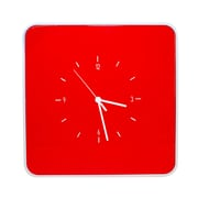 Paperflow multiBox Key Holder with Clock, Red