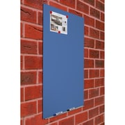 "Rocada Skin Magnetic Dry Erase Board 29.5""x45.29"", Light Blue (RD-6420R-630)"