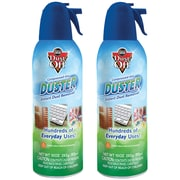 Dust-Off Compressed Gas Duster, 2 pk (RET10522)