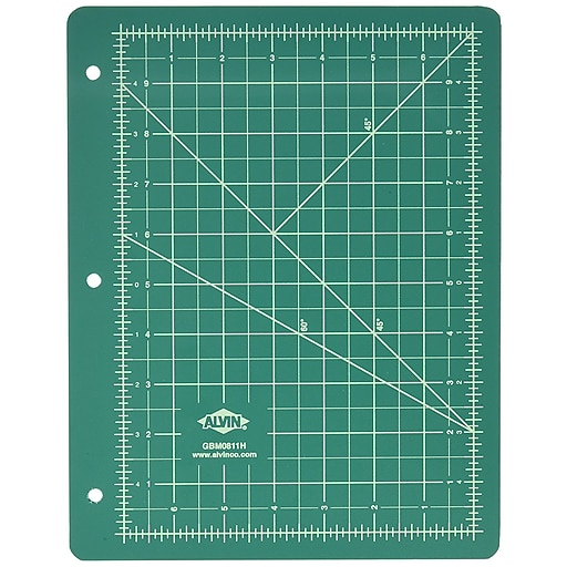 Alvin Professional Self Healing Cutting Mat For 3 Ring