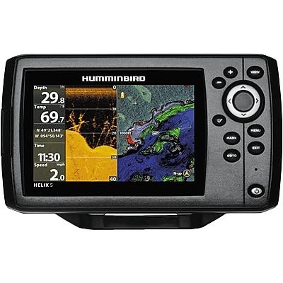 Humminbird HELIX 5 CHIRP DI GPS G2 with Navionics (410220-1NAV)