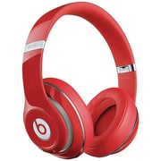 Beats MH7V2AM/A /STUDIO2.0/RED Beats Studio 2.0 Wired Over-Ear Headphones (Red)