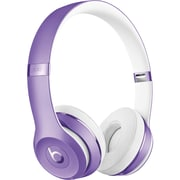 Beats MP132LL/A/ SOLO3/ ULTRA VIOLET Solo3 Bluetooth On-Ear Headphones with Microphone (Ultra Violet)