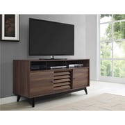 Ameriwood Home Vaughn TV Stand, Walnut (1823096COM)