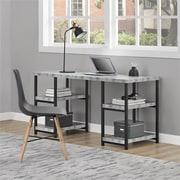 Ameriwood Home Ashlar Desk, Gray (9895096COM)