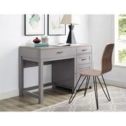 Ameriwood Home Carver Lift Top Desk, Gray (9257096COM)