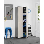 SystemBuild Latitude Tall Cabinet, Natural (7470411COM)