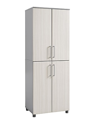 SystemBuild Latitude Wall Cabinet, White (7473403)