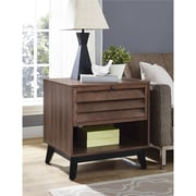 Ameriwood Home Vaughn Accent Table, Walnut (5029096COM)