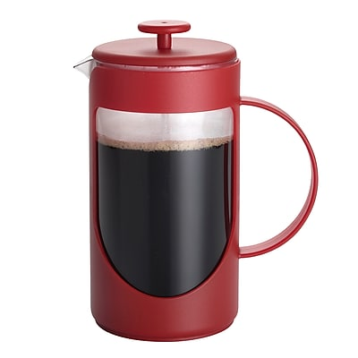 BonJour 8 Cup/33.8 oz. French Press, Red (53190) 2549239