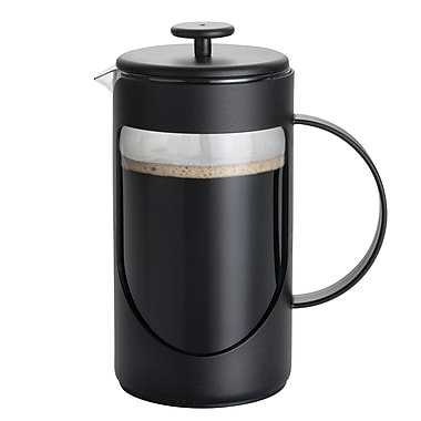 BonJour 8 Cup/33.8 oz. French Press, Black (53189)
