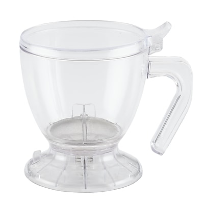 BonJour 19.5 oz. Smart Brewer, Clear (46576)