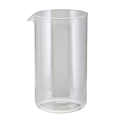 BonJour Universal French Press 8 Cup/33.8 oz. Replacement Glass, Glass (53315) 2549205