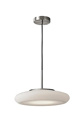 Adesso LED Hubble Pendant Steel (3684-22)