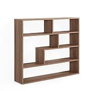 Danya B. Large Rectangular Shelf Unit - Wheathered Oak (XF151012OK)