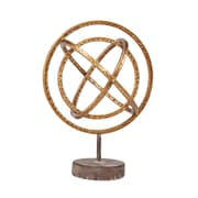 Danya B. Golden Globe Metal Sculpture (FHB694)