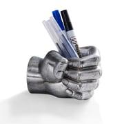 Danya B. FIST Pen Holder, Antique Silver (NY8040SIL)