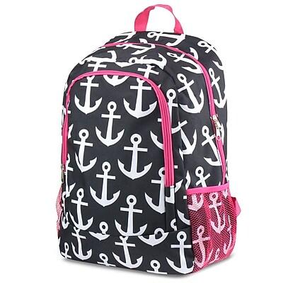 Zodaca Lightweight Classic Style Duffel Travel Bag Handbag Camping Hiking Zipper Shoulder Carry Bag - Soccer