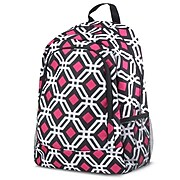 Zodaca Lightweight Classic Style Duffel Travel Bag Handbag Camping Hiking Zipper Shoulder Carry Bag - Pineapple