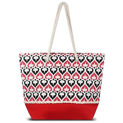 Zodaca Spade Women Handbag Ladies Large Shoulder Tote Purse Messenger Bag (Size: 18.5